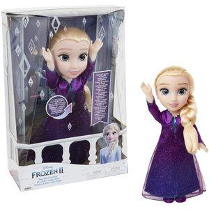 Frozen II Elsa Cantante con Luci e Suoni