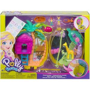Polly Pocket Borsetta dei Segreti Ananas