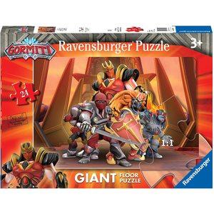 Ravensburger Giant Floor Puzzle Gormiti B 24 pezzi