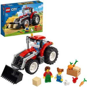 Lego City Trattore 60287