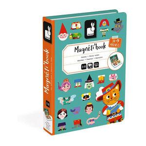 Janod Magneti' Book Racconti