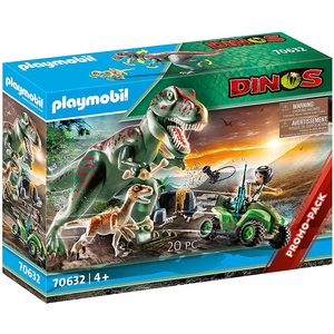 Play Mobil T-Rex all' attacco