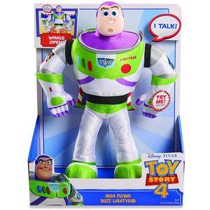 Toy Story Peluche Buzz con Funzioni, Multicolore, TYR05000