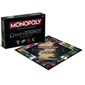 Monopoly Game of Thrones (Trono di Spade)