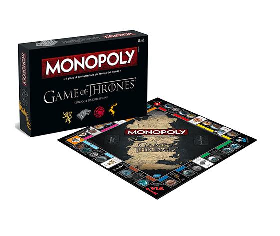 Monopoli trono spade