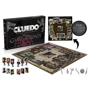 Cluedo Game of Thrones (Trono di Spade)