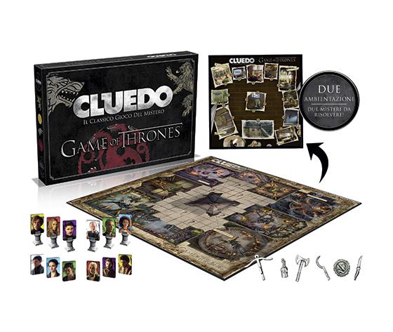 Cluedo got