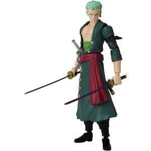 Ban Dai One Piece Roronoa Zoro Personaggio 17 cm