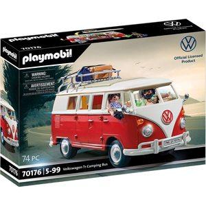 Playmobil Volkswagen T1 Camping Bus 70176