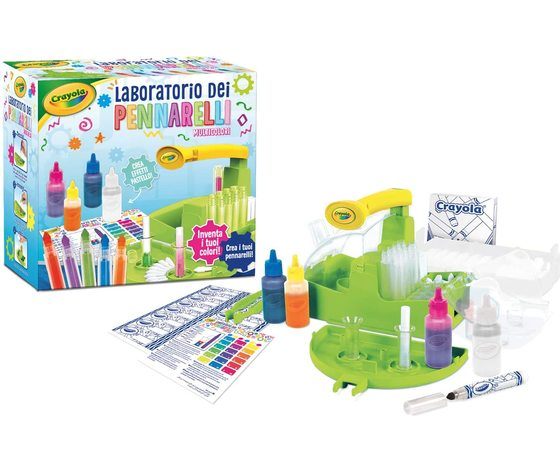 Crayola lab penn