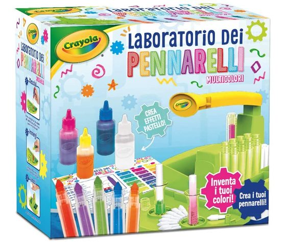 Crayola lab penn 2