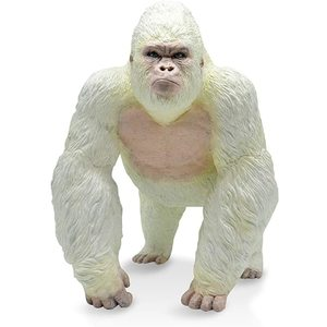 RECUR  Gorilla Albino Dipinto a mano
