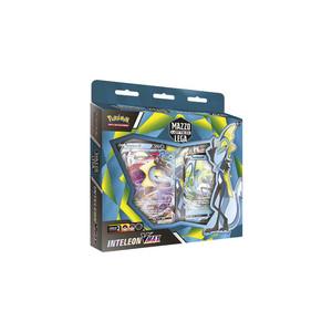 Pokèmon Carte Collezione Mazzo Lotte di Lega Inteleon VMAX