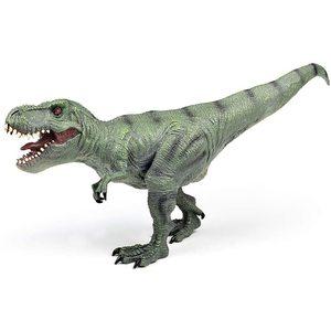 RECUR  Tirannosaurus Rex Dipinto a mano L 33 cm