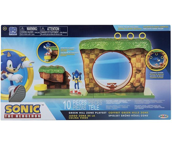 Sonic play 3