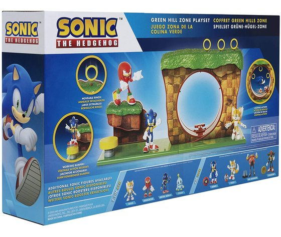 Sonic play 4