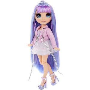 Bambola Rainbow  High Violet Willow con Vestiti Serie 1