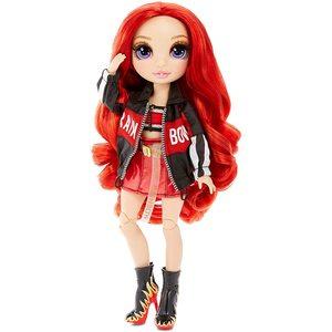 Bambola Rainbow High Ruby Anderson con Vestiti Serie 1