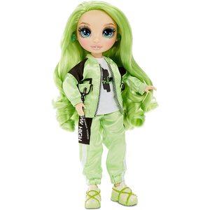 Bambola Rainbow  High Jade Hunter con Vestiti Serie 1