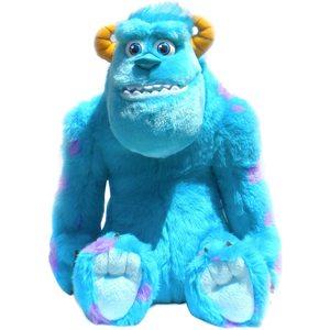 Disney Pixar Peluche Sulley Monster & Co. Parla e Muove il Viso