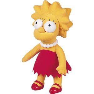 The Simpsons Peluche Lisa h 29 cm
