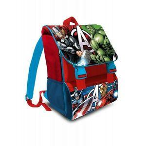 Zaino Scuola Estensibile Avengers