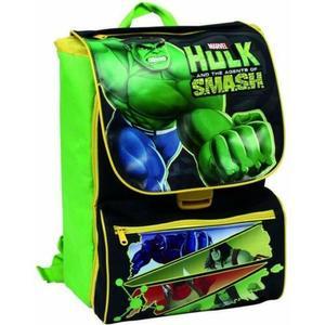 Zaino Scuola Hulk Estensibile