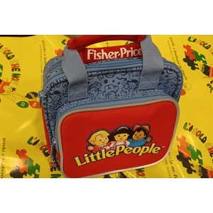 Trousse Asilo LittlePeople Fisher Price