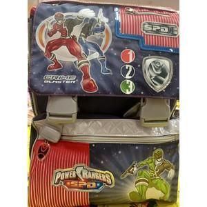 Zaino Power Rangers Estensibile