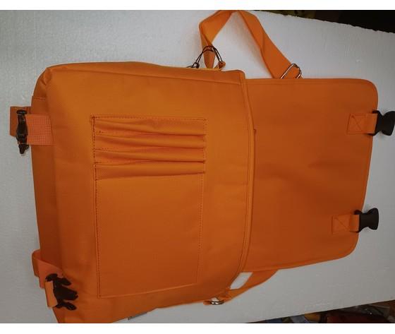 Tracolla arancio 2