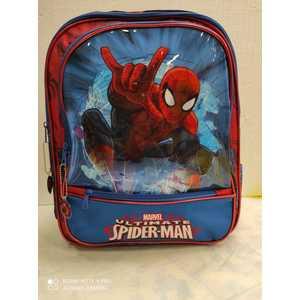 Zaino Scuola Tondo Spiderman