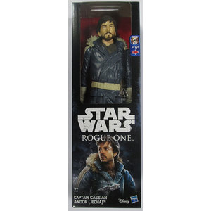 Star Wars Personaggio Captain Cassian Andor (Jedha) 30 cm