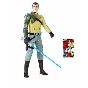 Star Wars Personaggio Kanan Jarrus (Star Wars:Rebel) 30 cm
