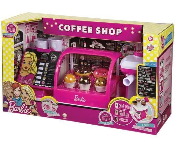 Barbie caffe