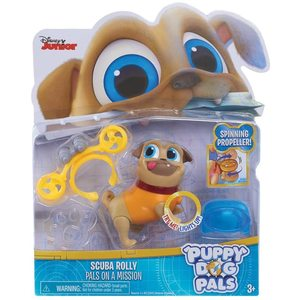 Puppy Dog Pals Scuba Rolly