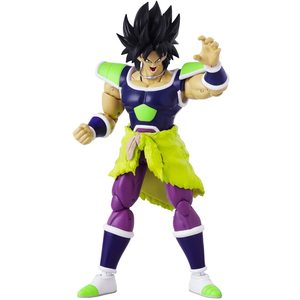Dragon Ball Broly Action Figure 17 cm