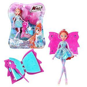 Winx Bloom Tynix Fairy Diary