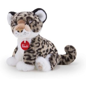"""Trudi Peluche Leopardo """"Leopoldo"""" alto circa 20 cm"""