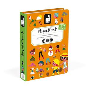Janod Magnetic Nook (4 Stagioni)