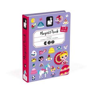 Janod Magnetic Book Princesses