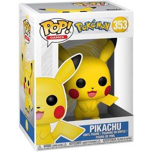 Pokémon Pop Funko Pikachu