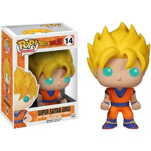 Dragon Ball Pop Funko Super Saiyan Goku
