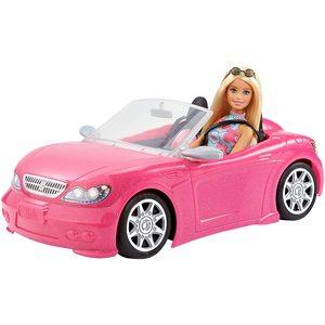 Barbie e la sua Cabrio