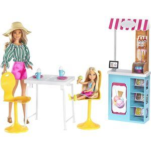 Barbie e Shelly alla Gelateria