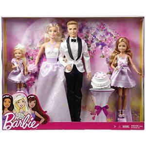 Barbie Matrimonio Romantico