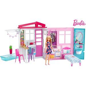 Barbie Loft con Bambola di Barbie Inclusa