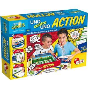 Lisciani Uno vs Uno Action