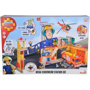"Simba Sam il Pompiere ""Mega Fire Station XXL"""