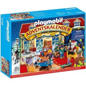 Playmobil Calendario Dell' Avvento