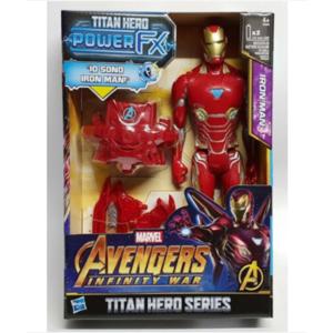 Avengers Infinity War Titan 30cm E0606 Iron Man zaino power fx 2018